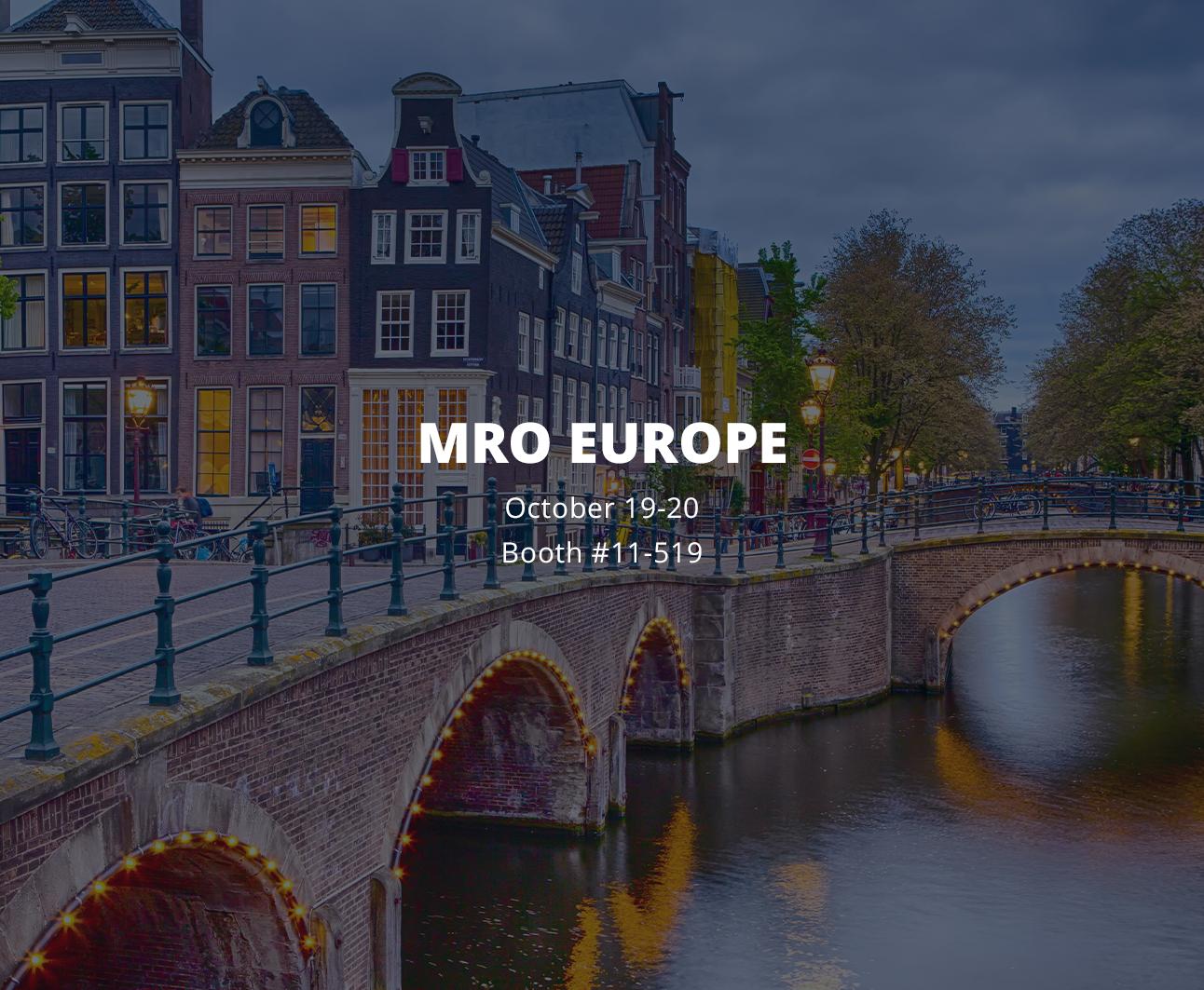 MRO Europe – Amsterdam